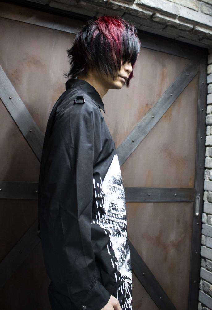"""神田ジョン(PENGUIN RESEARCH)、激ロック・プロデュースによる美容室""""ROCK HAiR FACTORY""""のカットモデルに登場。スタイルを公開"""