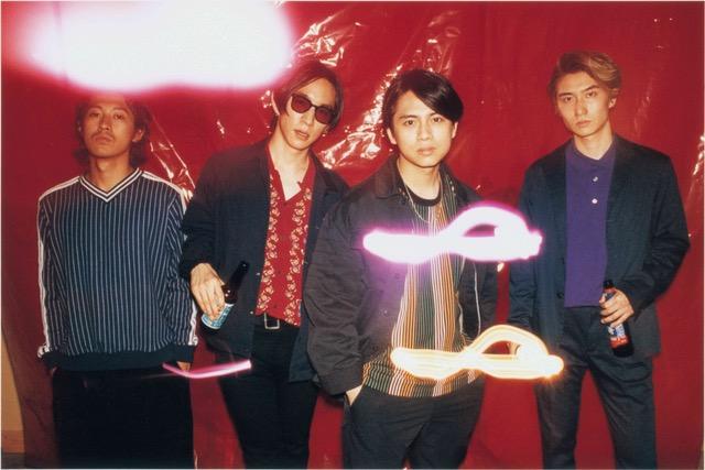 福岡発4人組バンド Attractions、ゲスト・バンドを迎えた東名阪ツアー開催決定。新アー写&7/17リリースの1stシングル『Satisfaction』ジャケ写も公開