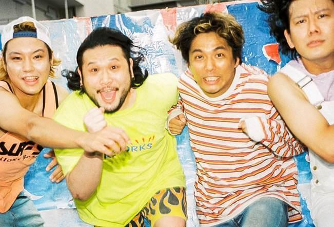 "TENDOUJI、ニュー・シングル「SURFPUNK」を10/23配信リリース。今夜FM802""RADIO∞INFINITY""にて初オンエア&電話出演"