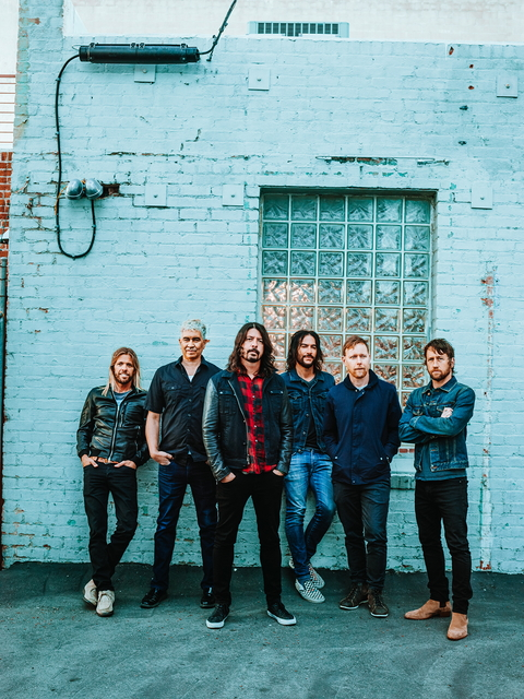 FOO FIGHTERS、米TV番組での「Learn To Fly」パフォーマンス映像公開