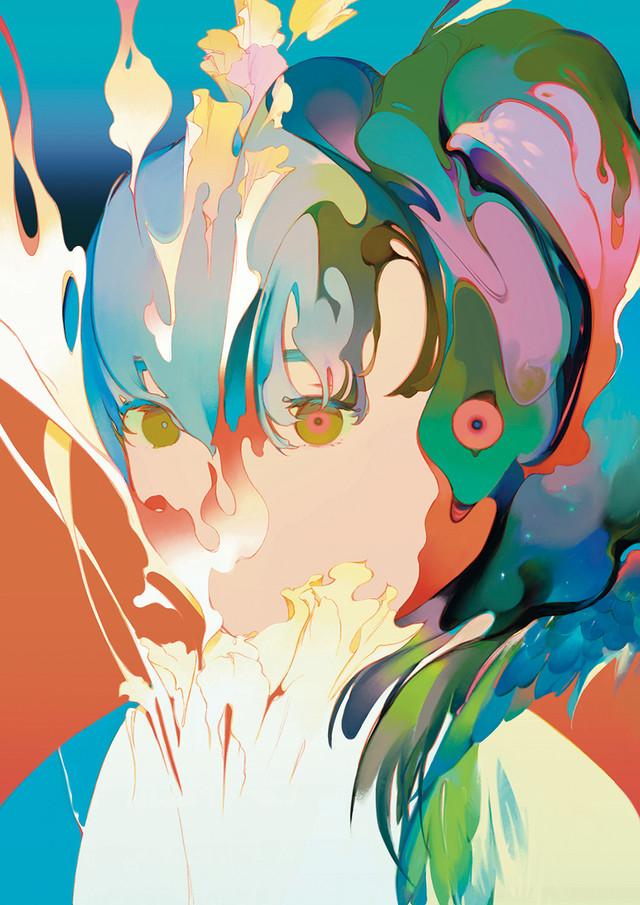 いゔどっと、新曲「花咲」MV公開