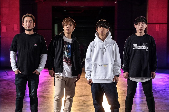 AIRFLIP、ニュー・ミニ・アルバム『All For One』レコ発ツアー3月に東名阪で開催決定