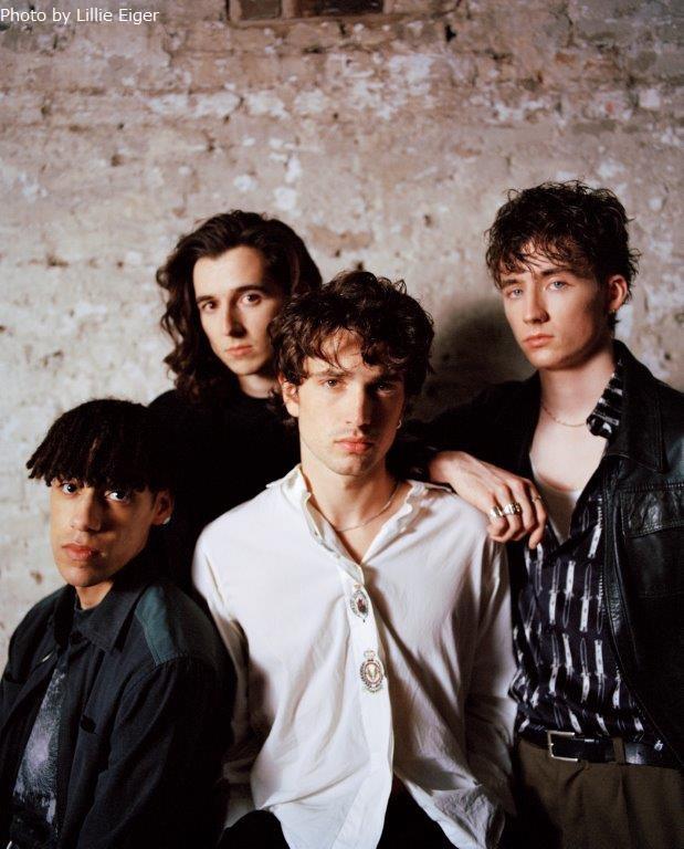 アイルランド出身の4人組バンド INHALER、ニュー・シングル「Cheer Up Baby」リリース。7月にデビュー・アルバム『It Won't Always Be Like This』発売も決定