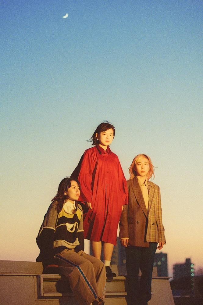 リーガルリリー、新曲「東京」が本日3/19より先行配信スタート。MVプレミア公開も決定