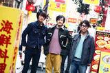"ASPARAGUS主催""BKTS TOUR""にバンアパ、CBMD、LOSTAGEが参加"