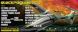 """国内最大級のエレクトロニック~ダンス・ミュージック・フェスティバル""""electraglide2012""""キャンペーンが続々開催中"""