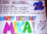MIKA、新曲「Elle Me Dit」ビデオ解禁!ちなみに本日お誕生日だそうです