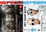 【[Champagne]、PET SHOPBOYS表紙】Skream!マガジン7月号配布スタート。FLiP、Dr.DOWNER、Charisma.com、Drop's、Muddy Apesのインタビュー掲載