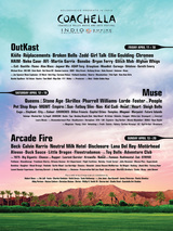 """FOSTER THE PEOPLE、MGMT、WARPAINT、THE 1975、CHVRCHES、DISCLOSUREら、""""Coachella Festival""""でのライヴ映像続々公開"""