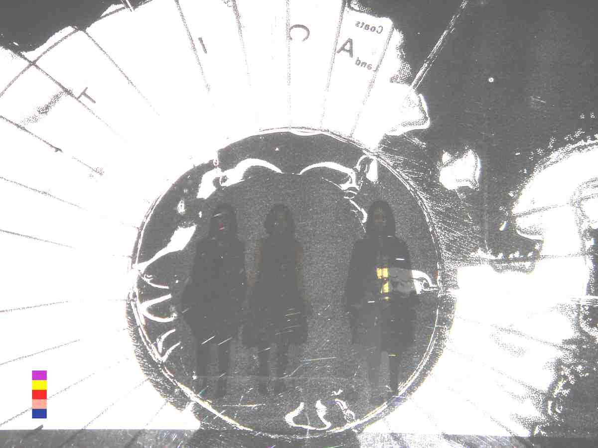 """相対性理論、5月に閉館するSHIBUYA-AXにて特殊公演""""射影幾何""""を5/22に開催決定。やくしまるえつこによる公演のアイコン・イラストも公開"""
