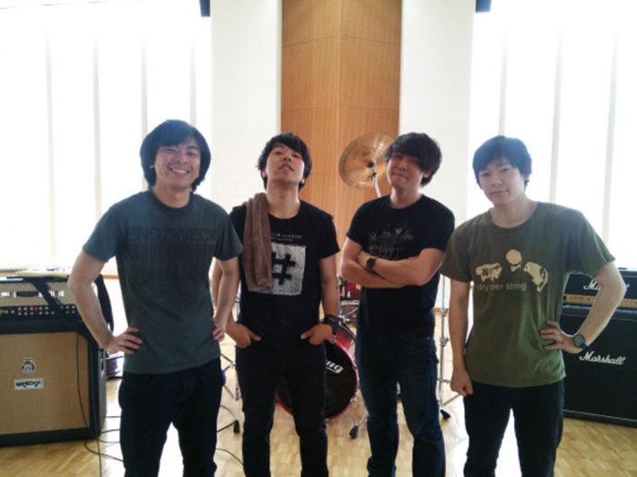 横須賀発4人組エモ・バンドweave、7/19に自主企画を開催決定。BLACK BUCK、RIDDLEがゲスト出演