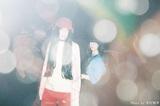"""青葉市子×マヒトゥ・ザ・ピーポー(GEZAN)の注目ユニット""""NUUAMM""""、12/10リリースの1stアルバムより「さっぴー」のMV公開。下津光史(踊ってばかりの国)、小山田圭吾(コーネリアス) 、よしもとばなな らのコメントも到着"""