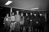 Bo Ningen×GEZAN、スプリット・ツアーの追加公演を来年1/14に渋谷O-nestにて開催決定