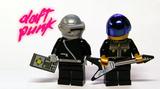 "DAFT PUNKが""LEGO""ブロックに!? ユーザー企画サイト""LEGO Ideas""に投稿されたDAFT PUNKセットが話題"