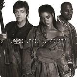 Paul McCartney、Kanye Westとの共作によるRihannaの新曲「FourFiveSeconds」が急遽配信スタート