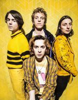 UKバーミンガム出身の4人組バンド PEACE、2ndアルバム『Happy People』のデラックス・エディション盤より「Imaginary」のMVを公開