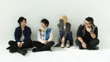 """OverTheDogs、5/6にニュー・アルバム『君が使える魔法について』リリース決定。音楽系イラストレーター """"フクザワ""""が手掛けたジャケットも公開"""