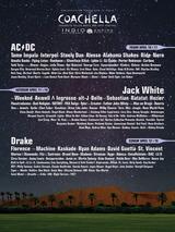 "Jack White、ALT-J、INTERPOL、PERFUME GENIUS、TORO Y MOI、ALABAMA SHAKESら、""Coachella Festival""でのライヴ映像続々公開"