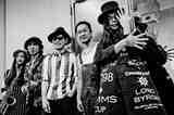 KenKen(RIZE)、中村達也、蔦谷好位置、仲井戸麗市によるロック・バンド the day、5/11に1stミニ・アルバム『THE DAY』リリース決定。CDボーナス・トラックに竹中直人も参加