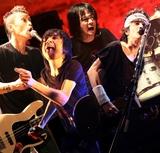 ザ・クロマニヨンズ、7/22に約3年ぶりのライヴDVD『ザ・クロマニヨンズ TOUR ガンボ インフェルノ 2014-2015』リリース決定