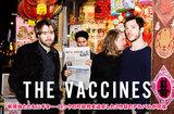 THE VACCINESのインタビューを公開。新境地とともにギター・ロックの可能性を追求した、3年ぶりとなるニュー・アルバム『English Graffiti』を本日リリース