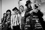 KenKen(RIZE)、中村達也、蔦谷好位置、仲井戸麗市によるロック・バンド the day、オフィシャル・サイトをオープン。5/11にリリースする1stミニ・アルバム『THE DAY』のトレーラー映像も公開