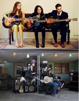 KITTY, DAISY & LEWIS×EGO-WRAPPIN'、10月に東阪で対バン・ツアー開催決定