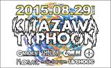 """下北沢のサーキット・フェス""""KITAZAWA TYPHOON 2015""""、最終ラインナップにFAT PROP、Droog、MELLOWSHiP、COKEHEAD HIPSTERSら7組が決定"""
