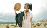 SEBASTIAN Xの永原真夏(Vo)、7/23リリースの1st EP『青い空』と写真集ZINE『SALVATION JOURNEY』のトレーラー映像公開