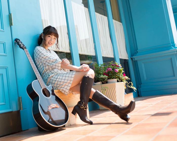 名古屋のZIP-FMが発掘した現役女子大生シンガー・ソング・ライター 野田愛実、初の全国流通盤1stミニ・アルバム『ミライ』を9/30にリリース決定