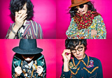 オワリカラ、8/26にニュー・シングル『new music from big pink』をタワレコ限定でリリース決定