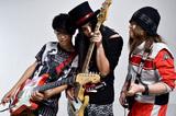 """KenKen(RIZE) × ムッシュかまやつ × 山岸竜之介による""""LIFE IS GROOVE""""、今秋に初アルバムのリリース決定。11月に東名阪にてツアーの開催を発表"""