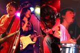 """大阪発 中毒者続出の4人組ロック・バンド""""かもしれん""""、11/25リリースのニュー・ミニ・アルバム『May I join you?』の全曲ダイジェスト映像公開。来年2/13に天王寺FIRELOOPにてワンマン・ライヴ開催決定"""
