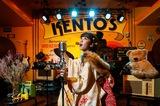 """SEBASTIAN Xの永原真夏(Vo)、来年1/11に六本木KENTO'Sにて開催する""""爆音新年会""""にAnalogfish、ワンダフルボーイズら出演決定"""