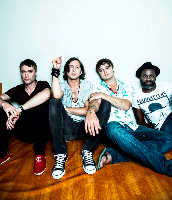 THE LIBERTINES、11年ぶりのニュー・アルバム『Anthems For Doomed Youth』より「You're My Waterloo」のMV公開
