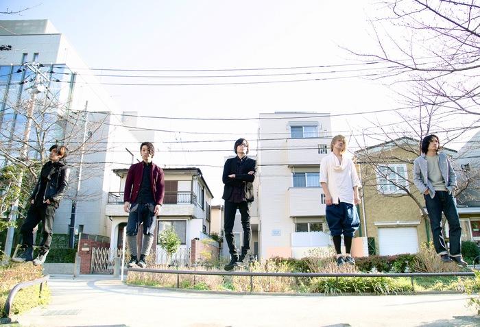 5人組インスト・バンド Manhole New World、2月より下北沢440にて開催する3ヶ月連続ツーマン・ライヴにMarmalade butcherら出演決定