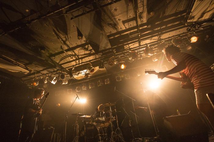 ghostnote、ライヴ会場限定EPを4/16にリリース決定。My Hair is Bad、バンドごっこ、phononを迎えた2マン・ツアーの開催も発表