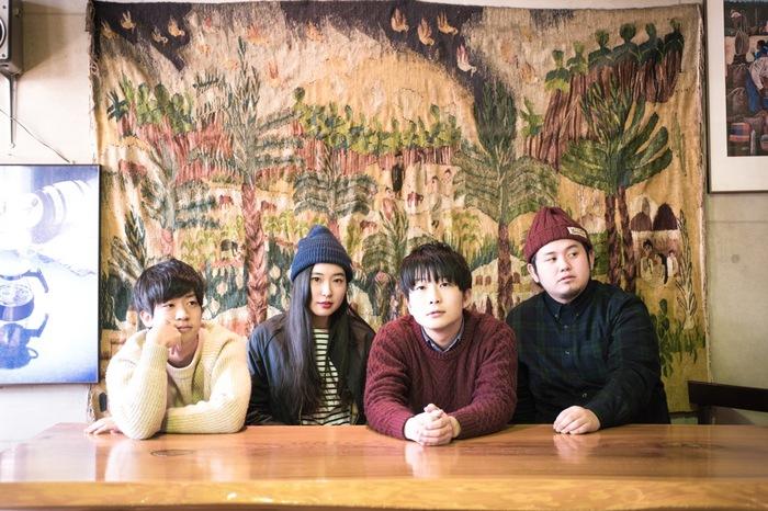 名古屋ギター・ロック・シーンの新星 LUCCI、3/16に2ndミニ・アルバム『1Kより愛をこめて』をリリースすることを発表