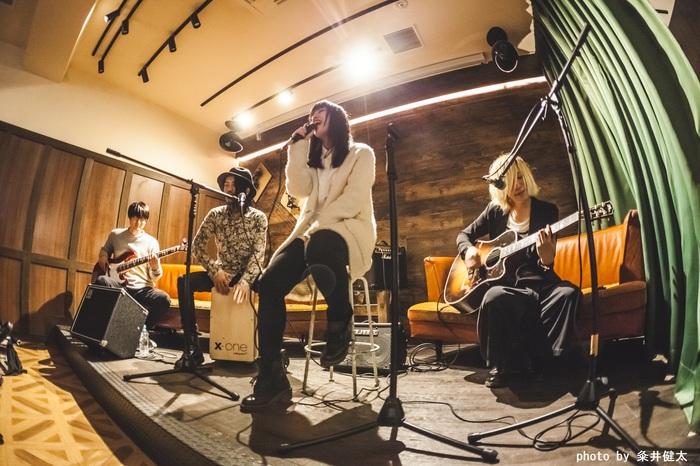 蟲ふるう夜に、2/6に恵比寿ガーデンルームにて開催するラスト・ライヴのセットリストを公開。全20曲の音源&歌詞の無料ダウンロードを1週間限定で実施