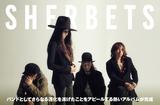 浅井健一率いるSHERBETSのインタビュー&動画メッセージ公開。前作からわずか6ヶ月、バンドとしてさらなる進化を遂げたことをアピールする10枚目のニュー・アルバムを1/20リリース