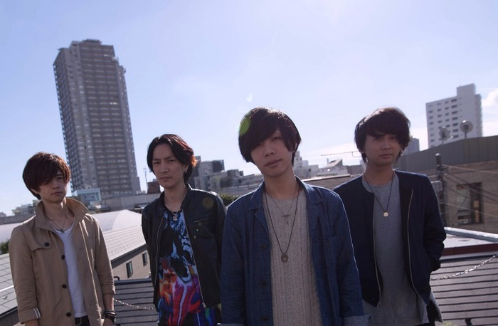 九州出身の4人組ロック・バンド the irony、新曲&未発表曲含むTSUTAYAレンタル限定アルバムを2/10にリリース決定。5月にTSUTAYA O-Crestにて自主企画イベントの開催も