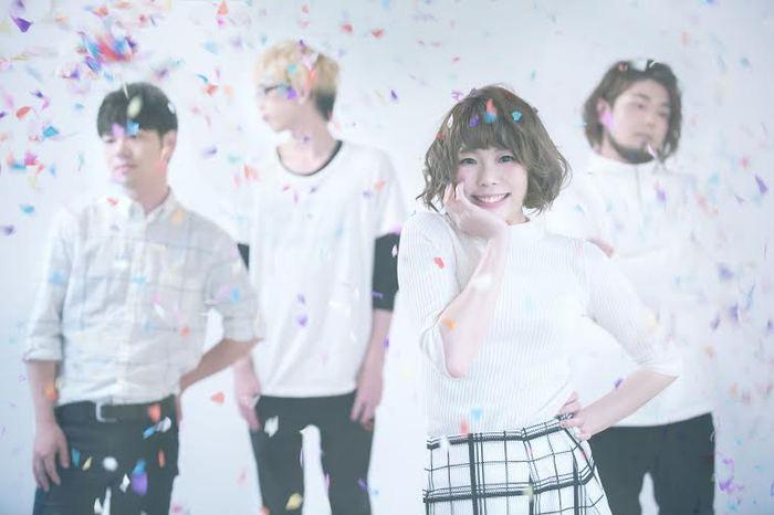 大阪の紅一点4人組バンド ユナイテッドモンモンサン、Amelieと回るダブル・リリース・ツアーの追加公演が決定