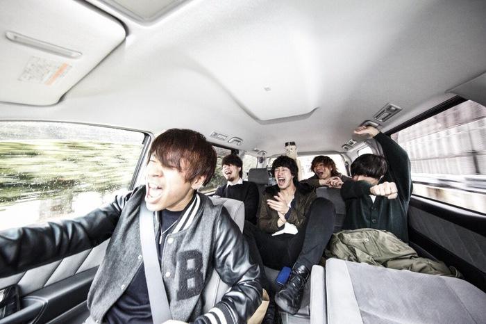 京都出身5人組バンド LOCAL CONNECT、4/6に2ndミニ・アルバム『7RAILS』リリース決定。全国12ヶ所を回るリリース・ツアーも開催
