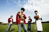 NICO Touches the Walls、3月より開催する対バン・ツアー大阪公演にウルフルズの出演が決定