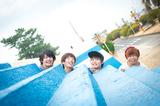 """""""TRUST RECORDS""""所属の青春メロディック・バンド SAME、5/11に2ndミニ・アルバム『Bloom』リリース決定"""