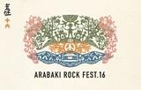 """""""ARABAKI ROCK FEST.16""""、第4弾出演アーティストにウルフルズ、サカナクション、LACCO TOWER、女王蜂、オワリカラ、BURNOUT SYNDROMESら17組決定。日割りも発表"""