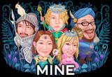 増渕謙司(FBY / SCAFULL KING)、原昌和(the band apart)、George(MOP of HEAD)らによる新バンド MINE、4/9に1stミニ・アルバム『song of prayer』リリース決定