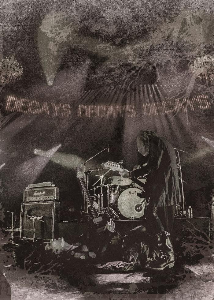 DECAYS、8月にワンマン・ライヴ決定。バンド・メンバ―に中村 中、Ayasa、寺沢 リョータの参加決定