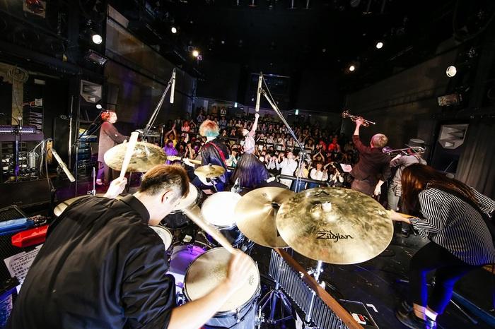 永原真夏、7/14に下北沢LIVEHOLICにてオワリカラとの2マンが決定。昨日開催されたツアー・ファイナル公演のライヴ映像&写真公開
