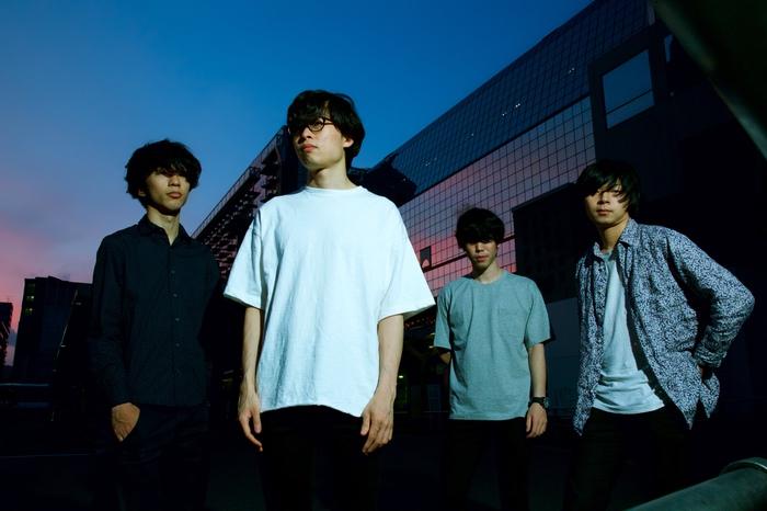 京都発の4人組ロック・バンド asayake no ato、8/10にニュー・シングル『Climbers aim high』リリース決定